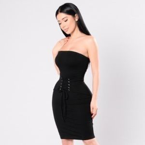 'Come and vibe' Fashion Nova dress